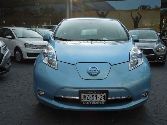 Nissan Leaf 2015 5p Electrico 24 Kwh/90 Kw
