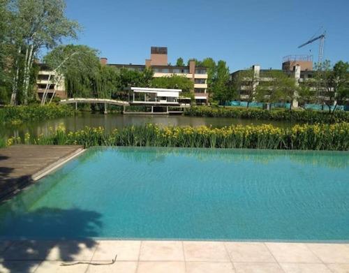 Excelente Departamento De 3 Ambientes En Villa Del Lago
