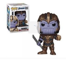 Funko Pop Avengers 453 - Thanos Vingadores Ultimato