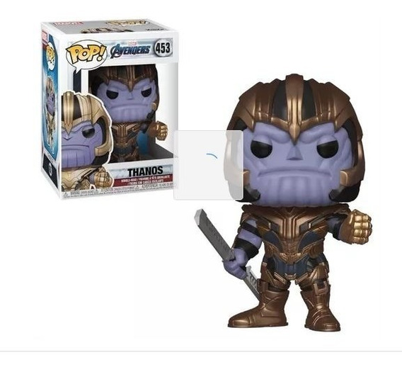 Funko Pop Avengers 453 - Thanos Vingadores Ultimato