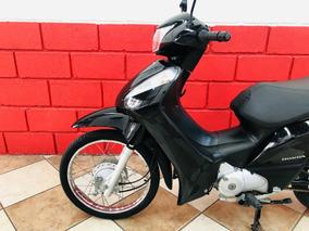 Honda Biz 125 Es - Preta - Financiamos - 2013 - 54.000 Km