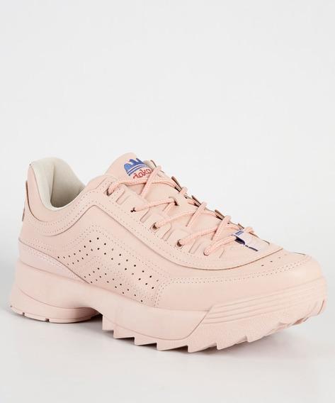 Tênis Feminino Sneaker Tratorado Dakota