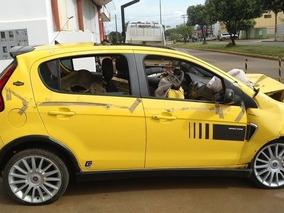 Sucata - Fiat Palio Sport Flex 2015.