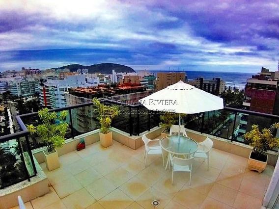 Cobertura Duplex Em Riviera, M6, 252 M² Ac, 04 Suítes