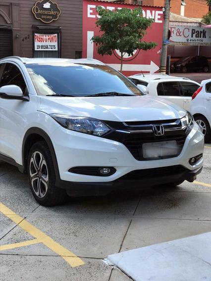 Honda Hr-v Hr-v 1.8 16c Flex Exl 4p Automático