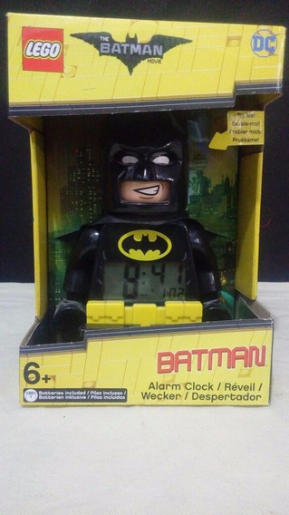 Despertador Batman Lego