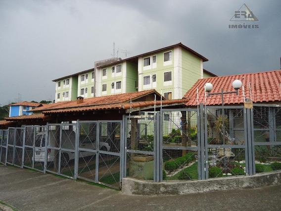 Apartamento Residencial À Venda, Condomínio Vilage, Itaquaquecetuba. - Ap0229