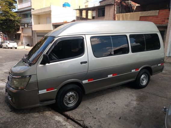 Jinbei Topic Van 2009 2.2 8v Sl 4p