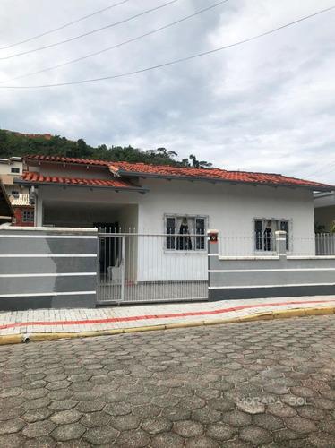 Imagem 1 de 15 de Casa Em Alto São Bento  -  Itapema - 3647