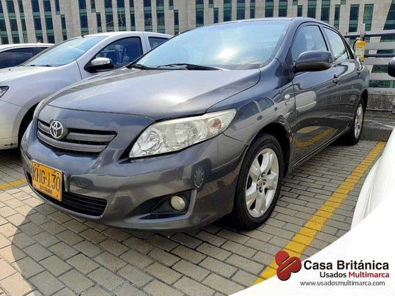 Toyota Corolla Mecanico 4x2 Gasolina 1800cc