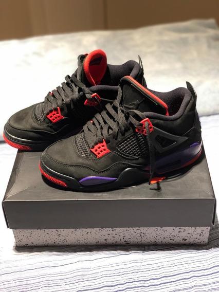 Tênis Air Jordan 4 Raptors Og