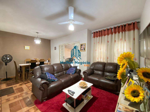 Imagem 1 de 18 de Casa Com 3 Dorms, Vila Monte Alegre, Paulínia - R$ 330 Mil, Cod: Ca1096 - Vca1096