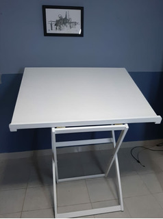 Restirador Básico Color Blanco