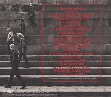 Bon Jovi This House Is Not For Sale (japan Tour Edition) 2 C