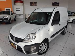 Renault Kangoo Express 2016 Branca Porta Lateral 1.6 Flex