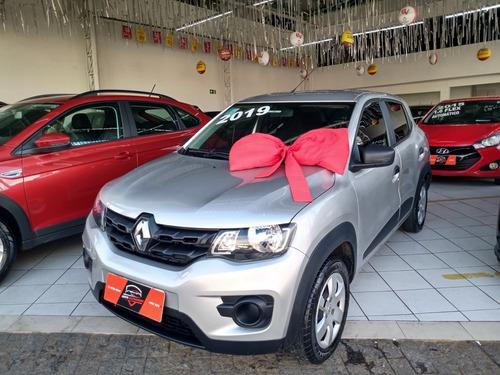 Renault Kwid 2019 1.0 12v Life Sce 5p