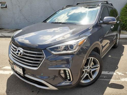 Imagen 1 de 15 de Hyundai  Santa Fe  2018  5p Limited L4/2.0 Aut