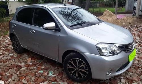 Toyota Etios 2017 1.5 Platinum 4 P Automática