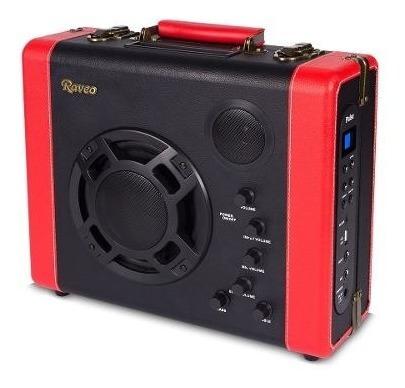 Caixa De Som Amplificada Pulse Bluetooth Portátil Vermelho R
