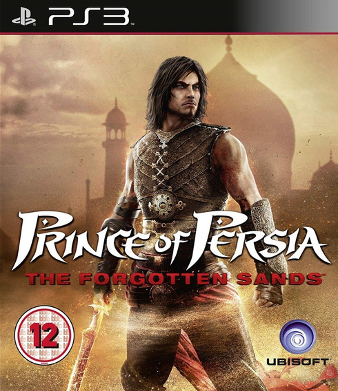 Jogo Prince Of Persia The Forgotten Sands Ps3 Mídia Física