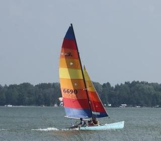 Catamaran Hobie 18