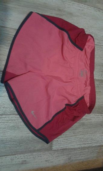 Short Nike Rosa Xs Deportivo Importado Eeuu Nuevo