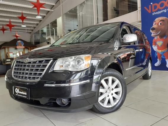 Chrysler Town & Country 3.8 Limited V6 12v Gasolina 4p