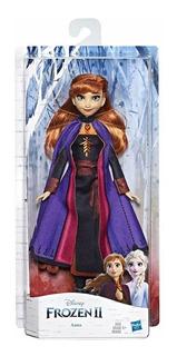Muñeca De Anna Disney Frozen 2 - Hasbro