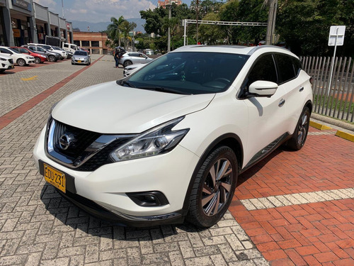 Nissan Murano Exclusive 3.5 At 4x4 2018