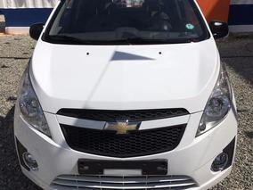 Chevrolet Spark 2012 Blanco