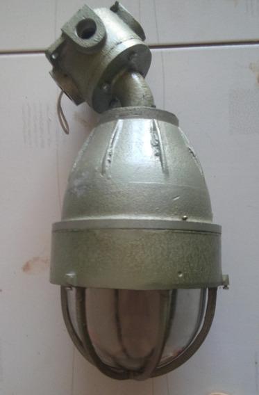 Luminária A Prova De Explosão Ip65
