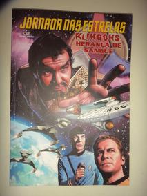 Jornada Nas Estrelas Klingons Heranca De Sangue Devir Excele