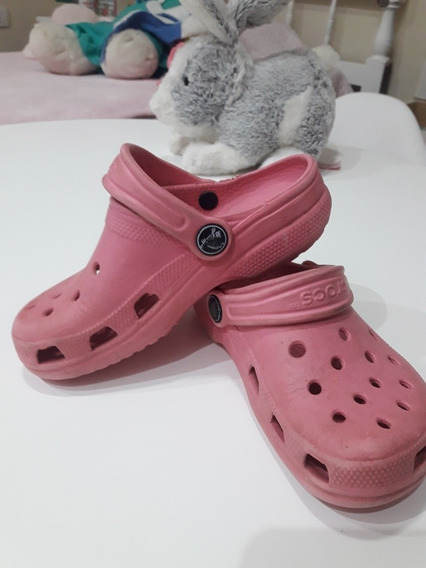 Crocs Rosa Chicle.