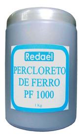 Percloreto De Ferro 1kg Para Cutelaria Facas Pci Pcb Circuit