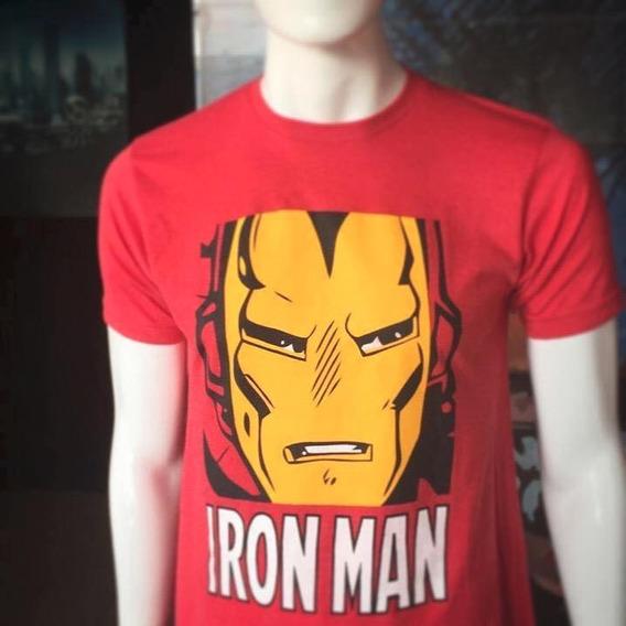 Playera Iron Man The Avengers Endgame