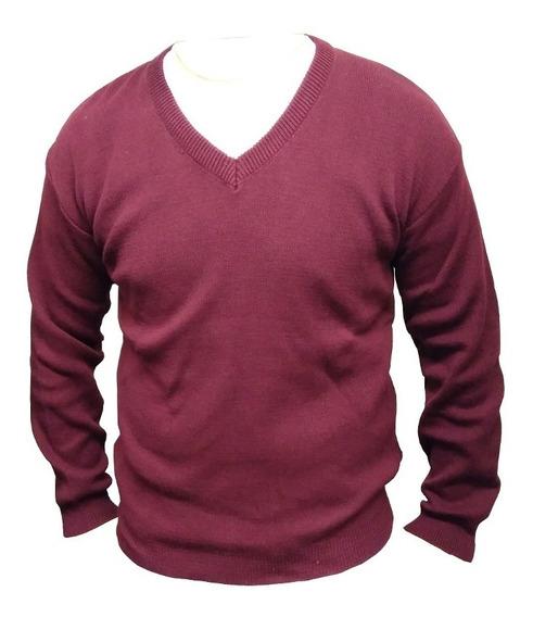 Sweater Colegial Todos Los Colores - Talles De Adulto