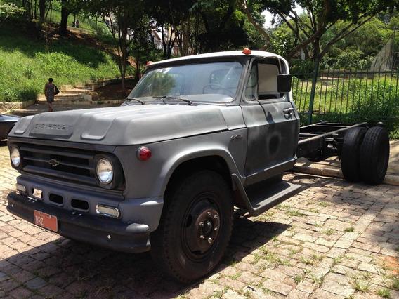 Caminhão Chevrolet C-65