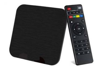 Conversor Smart Tv Android Box Quad Core 4k 8gb 2020 Oferta