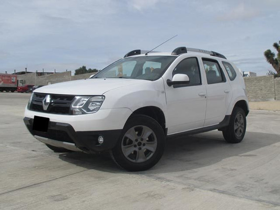Renault Duster Dynamique At 2017 Blanco 2017