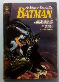 Hq Dc As Várias Faces De Batman Especial