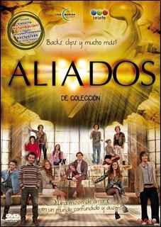 Dvd - Aliados De Coleccion