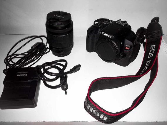Canon T5i Touch 32gb + 55-18mm + Rebatedor Difusor 110cm +