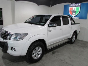 Toyota Hilux 2014 2.7 Srv 4x4 Cd 16v Flex 4p Automático