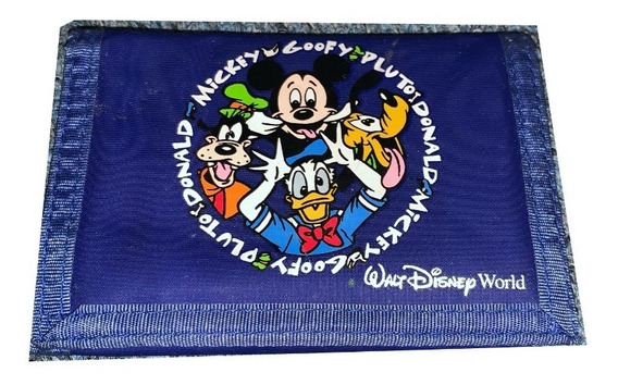 Billetera Disney