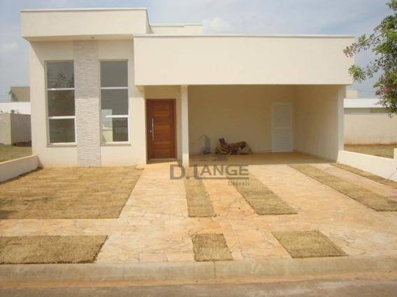 Casa Com 3 Dormitórios À Venda, 154 M² Por R$ 650.000,00 - Condomínio Campos Do Conde Ii - Paulínia/sp - Ca13637