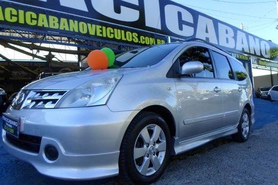 Nissan Grand Livina 1.8 S 16v Flex 4p Automatico 2010/2010