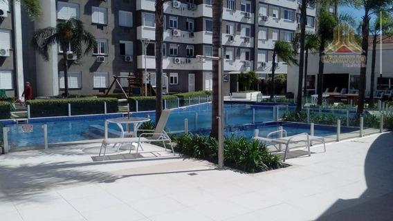 Apartamento No Viva Vida Clube Moinho - Ap3805