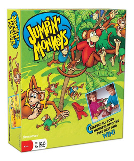 Jumpin Monkeys / Monos Saltarines Juego