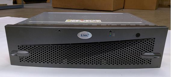 Storage Midrange Array Emc Cx4-dae Ktn-stl4 + 15 Discos 15k