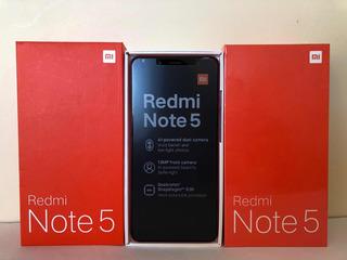 Xiaomi Redmi Note 5 64/4gb -180-